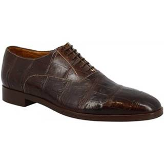 Richelieu Leonardo Shoes  PERUGIA COCCODRILLO TDM