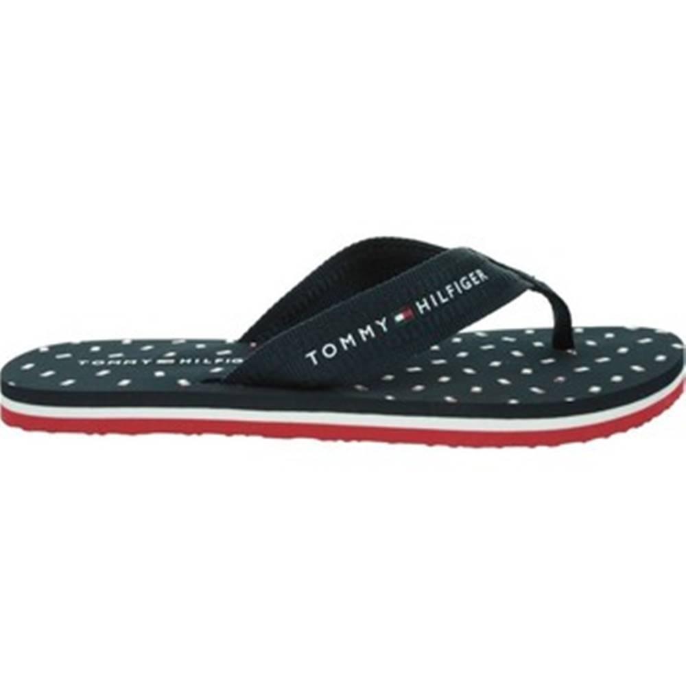 Tommy Hilfiger Žabky Tommy Hilfiger  Mini Flags Beach Sandal