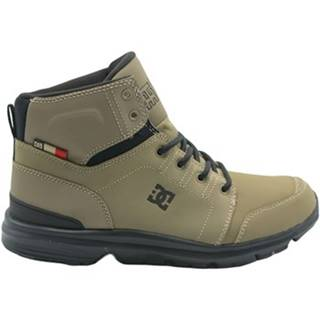 Polokozačky DC Shoes  Torstein Lace-Up Leather Boots