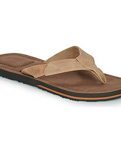 Hnedé topánky Oxbow