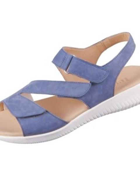 Viacfarebné sandále Legero