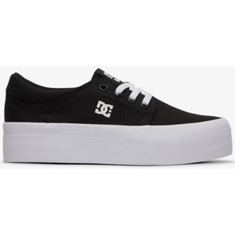 DC Shoes Nízke tenisky DC Shoes  TRASE PLATFORM TX ADGS300101