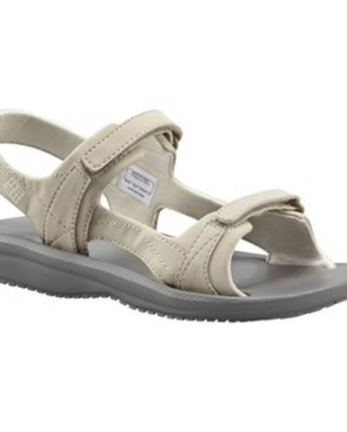 Béžové topánky Columbia