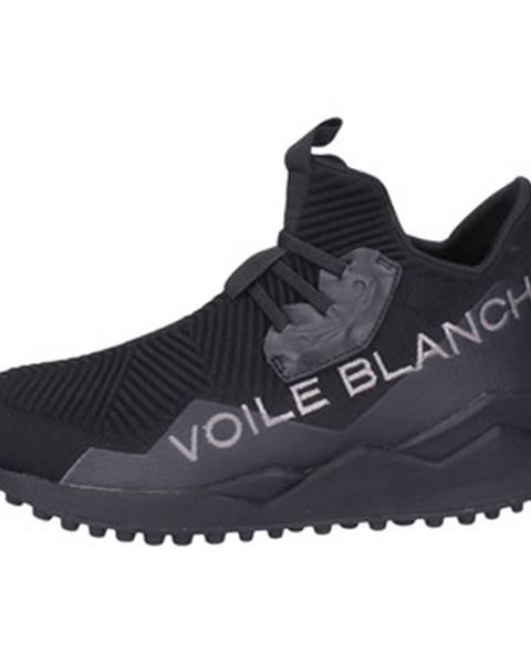 Čierne tenisky Voile Blanche