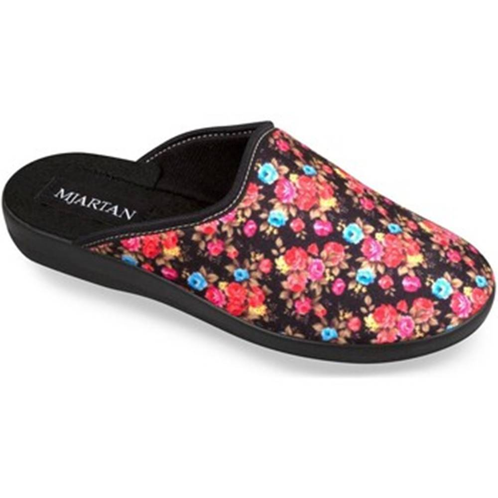 Mjartan Papuče Mjartan  Dámske kvietkované papuče  FLOWER