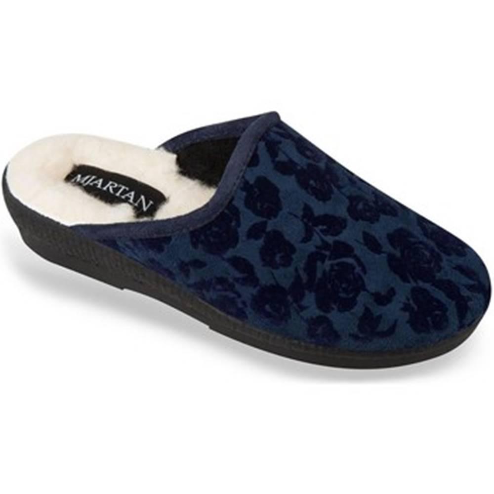 Mjartan Papuče Mjartan  Dámske modré papuče  GITA