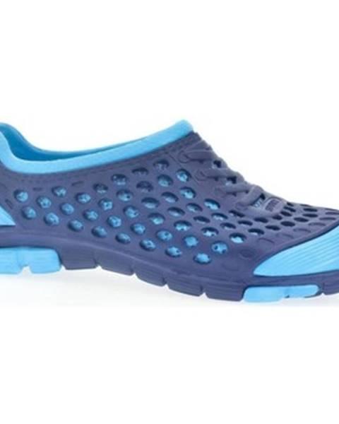 Modré topánky John-C
