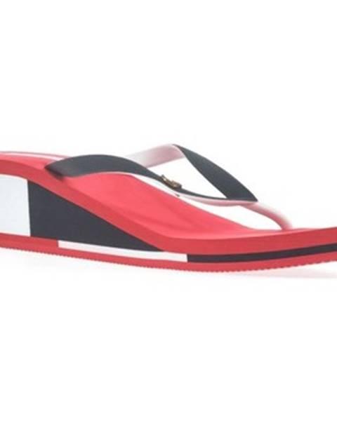 Červené topánky John-C