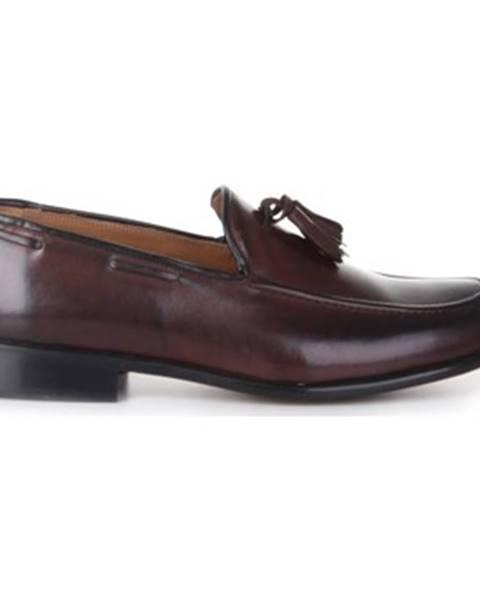 Hnedé topánky Daniele Alessandrini