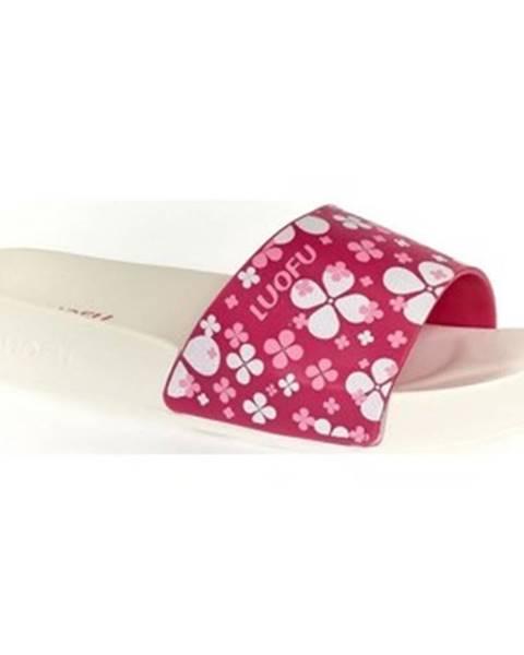 Biele topánky Wink