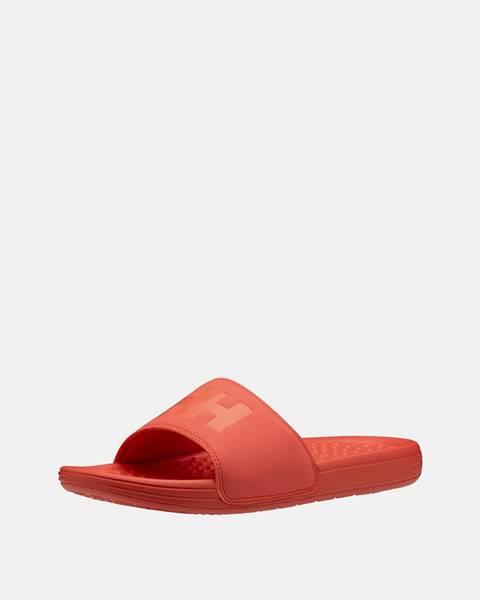 Oranžové papuče Helly Hansen