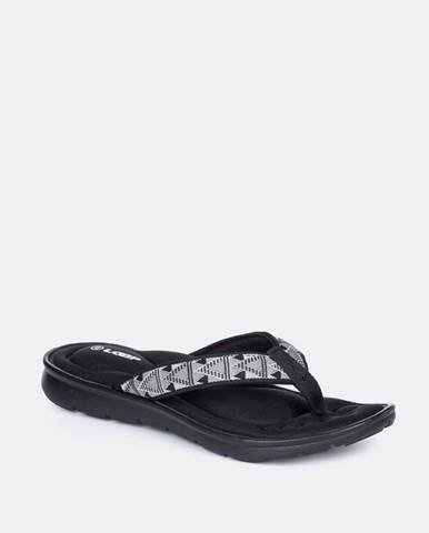 Čierne papuče loap