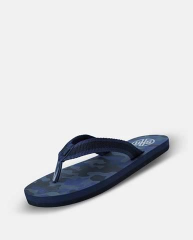 Tmavomodré sandále SAM 73