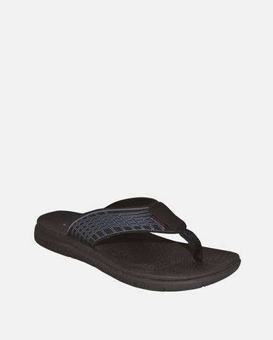 Čierne sandále loap
