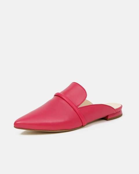 Ružové papuče Högl