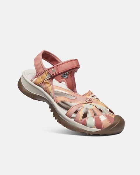 Ružové sandále Keen