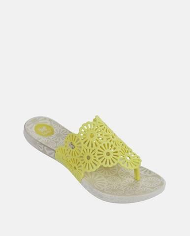 Žlté papuče Zaxy