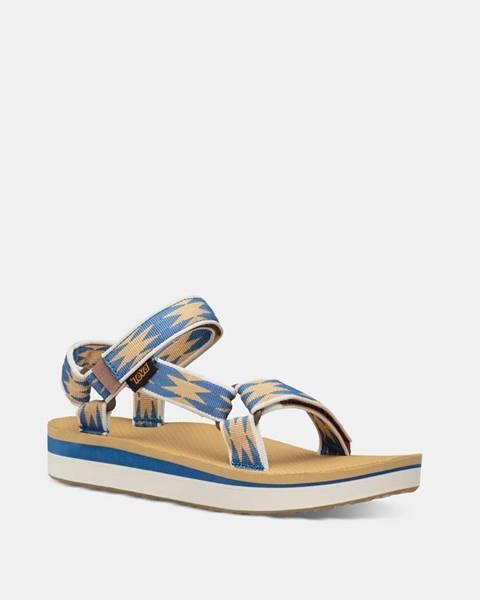 Modré sandále Teva