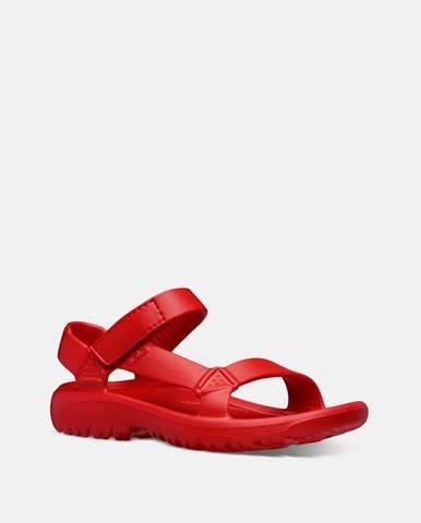 Červené sandále Teva