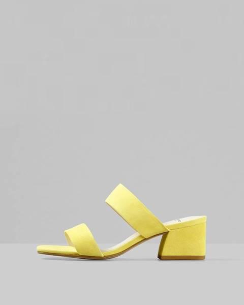 Žlté papuče Vagabond