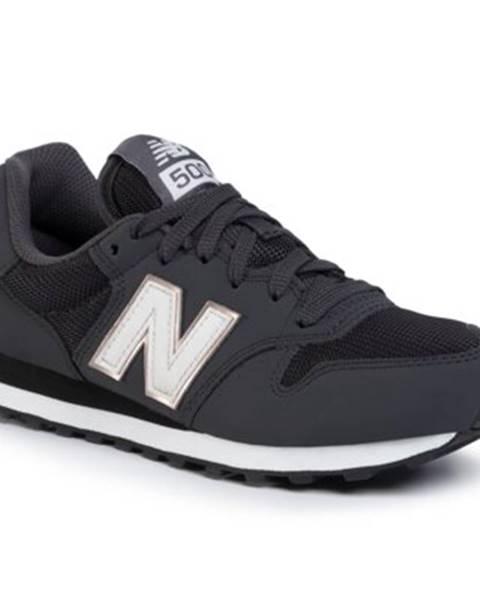 Čierne topánky New Balance