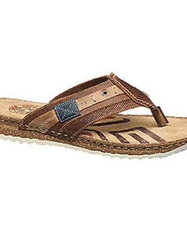 Hnedé sandále AM SHOE