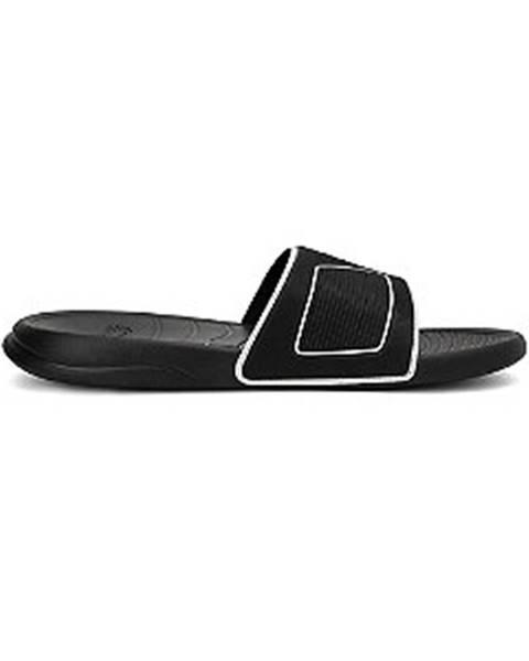 Čiernobiele sandále Puma