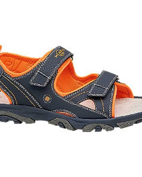 Modré sandále Memphis One