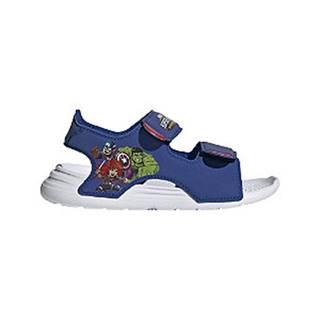 Tmavomodré sandále Adidas Swim C