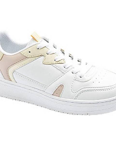 Biele tenisky Graceland