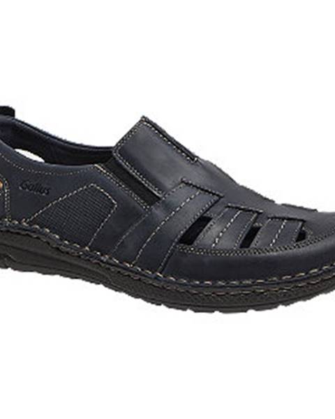 Modré topánky Gallus