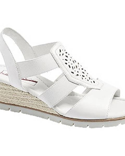 Biele sandále Medicus