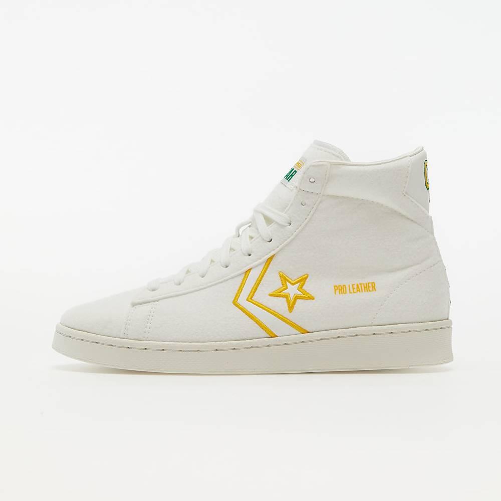 Converse Converse Pro Leather Vintage White/ Green/ Amarillo