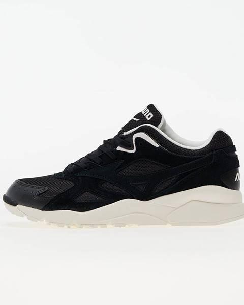 Čierne tenisky Mizuno