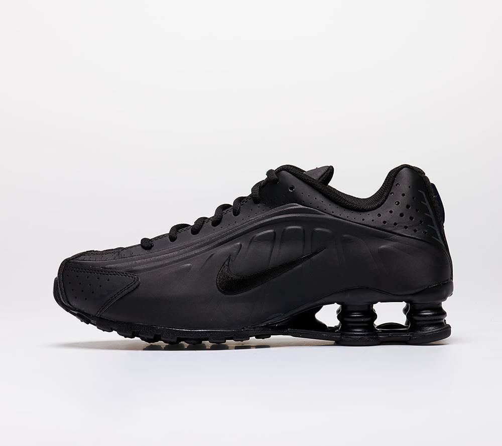 Nike Nike Shox R4 (GS) Black/ Black