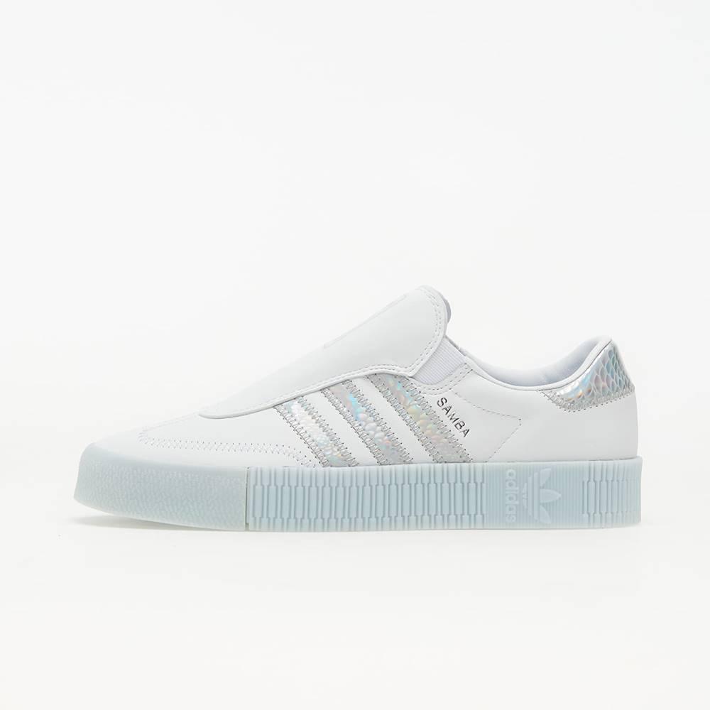 adidas Originals adidas Sambarose Eazy W Ftw White/ Supplier Color/ Halo Blue