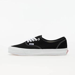 Vans Vault OG Authentic LX (Canvas) Black/ True White