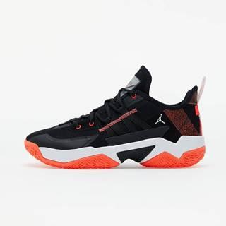 Jordan One Take II Black/ Bright Crimson