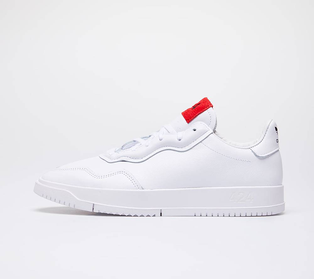 adidas Originals adidas x 424 SC Premiere Ftwr White/ Ftwr White/ Ftwr White
