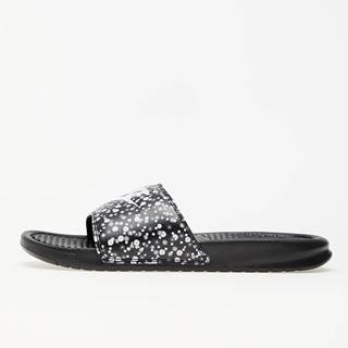 Nike Wmns Benassi JDI Print Black/ White