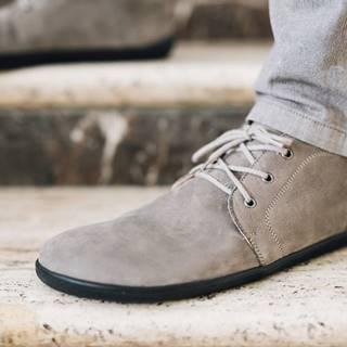 Barefoot Icon celoročné - Pebble Grey 36