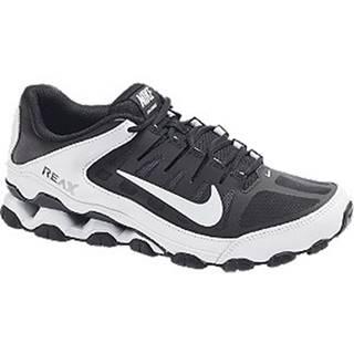 Čierno-biele tenisky Nike Reax Tr 8