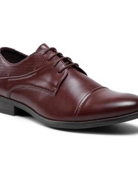Hnedé topánky Ottimo