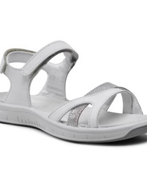 Biele sandále GO SOFT