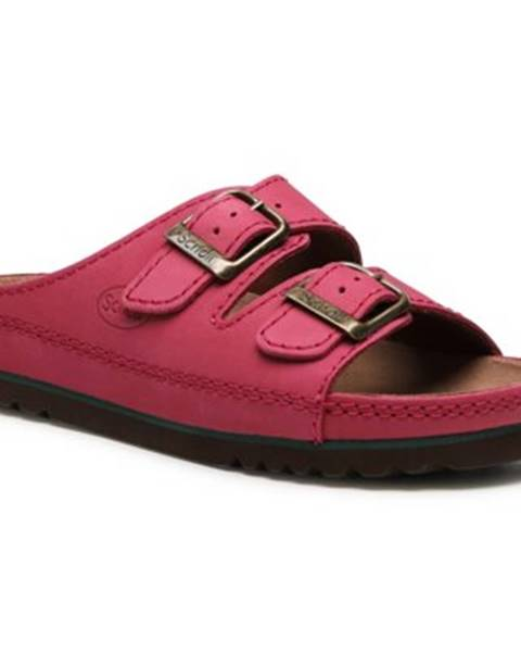 Ružové topánky Scholl