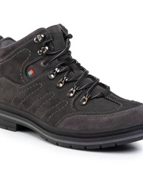 Šedé topánky GO SOFT