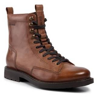 Šnurovacia obuv Gino Rossi MI08-C585-145-05