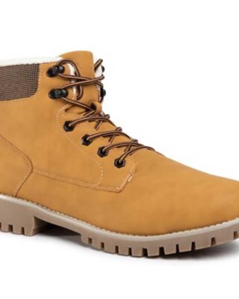 Medové topánky Lanetti
