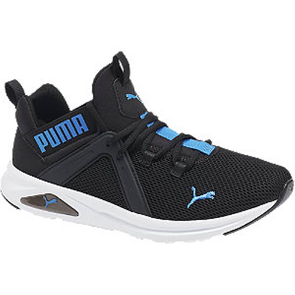 Puma Čierne tenisky Puma Enzo 2