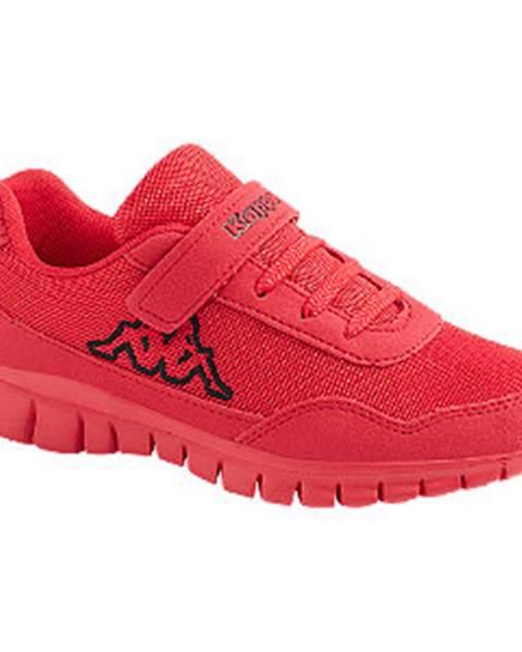 Červené tenisky Kappa